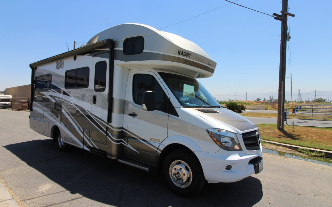 3208 24ft. Navion Diesel  Daily Rate: $269-$289 Weekly Rate: Inquire