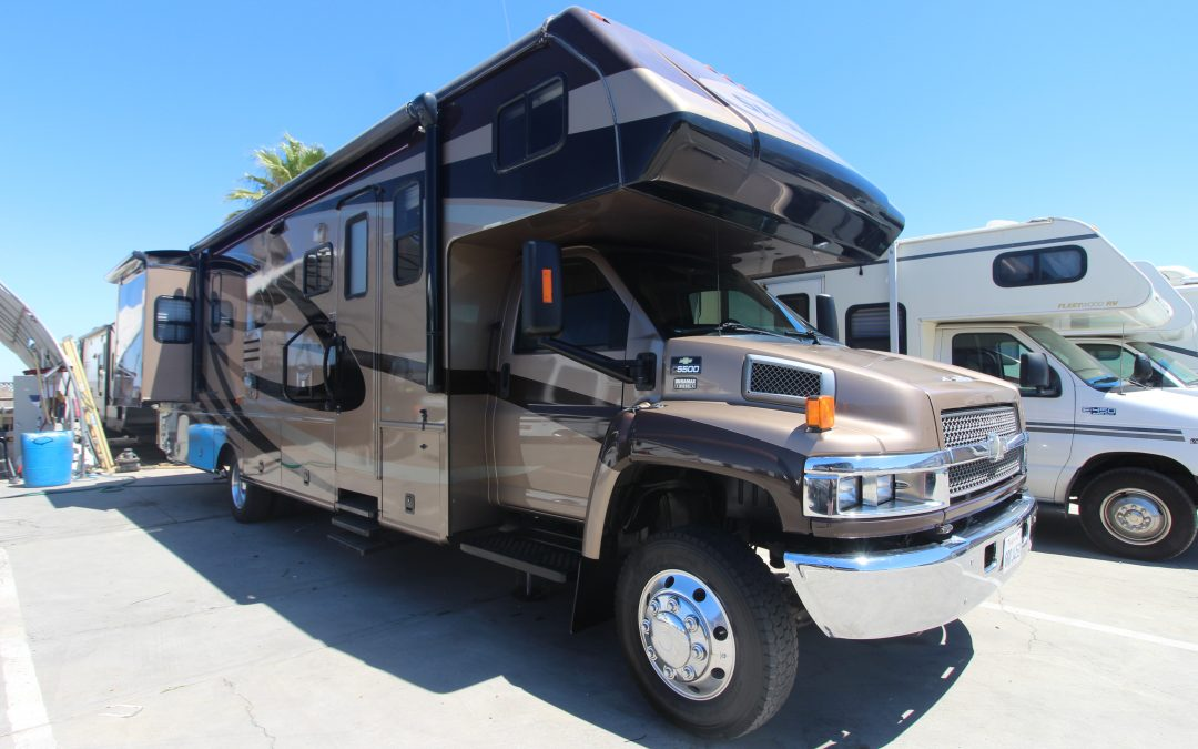 3206 34ft. Seneca Diesel  Daily Rate: $269  Weekly Rate: Inquire