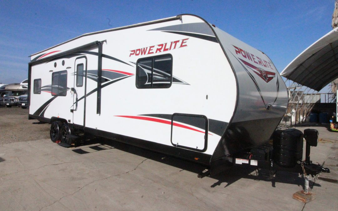3224 26ft. Powerlite  Daily Rate: $149-$169  Weekly Rate: Inquire